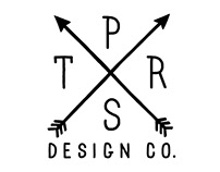 PTRSdesign CO. Identity Design