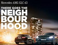 #ThereGoesTheNeighbourhood | GLC 63 S