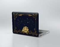 MacBook Skin Design