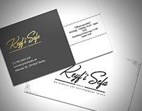 Business Card Design   Restaurant