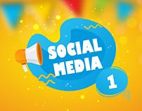Social media design ( 1 )