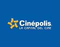 Mailing Cinépolis