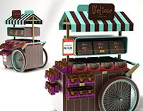 POP Materials for Chocolates