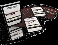 Shadowrun 5 - Cartes d'armes Run & Gun