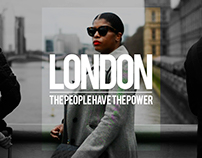 London | The people have the power