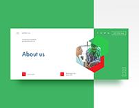 Commercial Website | Krypto Labs