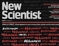 Cover of October's New Scientist