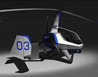 Kolibri Gyrocopter
