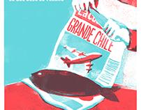 Peña Cliché II poster