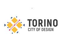 Torino City of Design 2015 - Logo&Branding