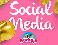 SOCIAL MEDIA BURBUJA