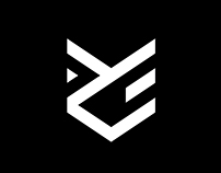 Zatorska Ewelina / Personal logo design