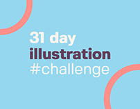 31 day illustration challenge