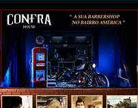Flyer A5 - Confra Barbershop