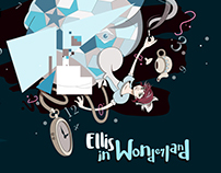 Ellis in Wonderland  (for Kate Ellis)