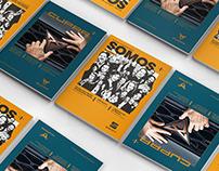 SEAT Mitarbeitermagazin Erstauflage / SOMOS / CUPRA 01