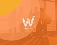 Wecation - Date&Travel Application (UX/UI Design)