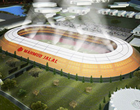 Mahmud Jalal Stadium