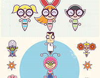 Powerpuff Sillies