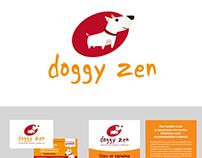 Doggy zen Branding