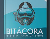Bitácora de inmersión.