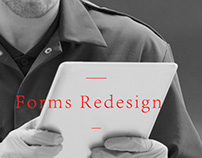Forms Redesign.
