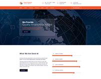 Fund Finance Web Homepage Exploration