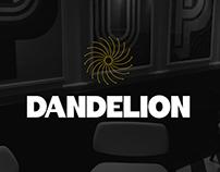 Dandelion by 1847 — Brand Identity