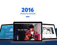 2016 Web Design Collection
