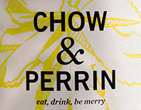 Chow & Perrin Home Brewed Beer