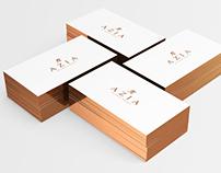 Azia - branding