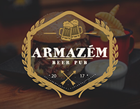 Armazém Beer Pub - Identidade Visual