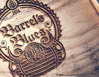 Barrel's Blues Premium Beer - Branding Design