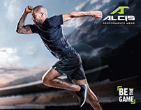 Alcis Campaign with Shikhar Dhawan
