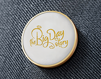 LOGO DESIGN (The Big Day Story - Wedding Photography)