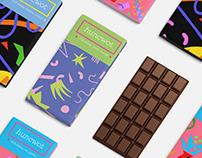 'Huncwot' - Chocolate Packaging