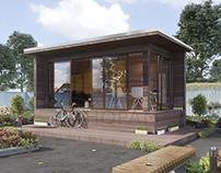 House 6x3 (Garden Office)