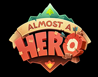 Almost a Hero_ 2D Animation_