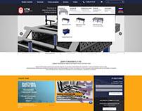 Сайт: new VTM. Производство сварочно-монтажных столов