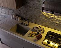 Kitchen for ANOVA