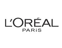 Emailers - L'Oreal Paris