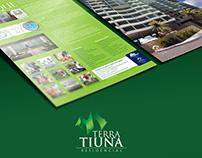 Terra Tiuna Residencial Sales Branding
