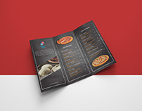 Dominos Pizza Menu Test Design