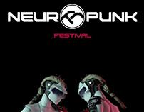 Neuropunk Festival teaser for Instagram Stories