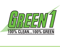 Green1 Logo & Product Artwork