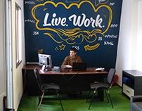 live work