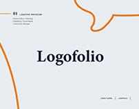 Logofolio 2020, graphic designer, logo design, branding