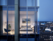 Residential Tower | FaulknerBrown Architects