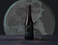 Etykieta piwa/Beer label NOKTURN