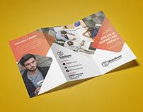 Tri Fold Multipurpose Corporate Brochure